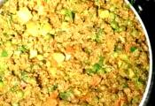 Indian Keema Matar